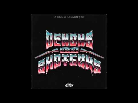 VHS Glitch Demons With Shotguns OST Full Album (2015)