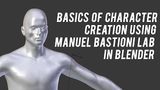 Download Using The Manuel Bastioni Lab Blender Addon Proxy
