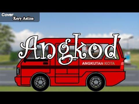 PARODY - AKAD PAYUNG TEDUH (Angkod) cover by Kery Astina