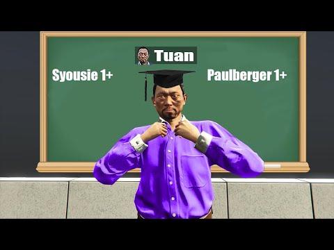 TUAN wird LEHRER in GTA 5 RP
