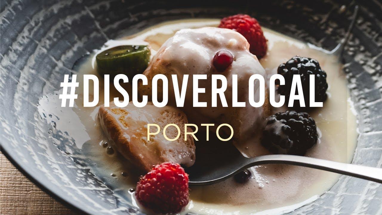 #DiscoverLocal Porto with Henrique Sá Pessoa