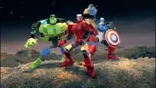 LEGO Marvel Super Heroes - The AVENGERS Ultra Build