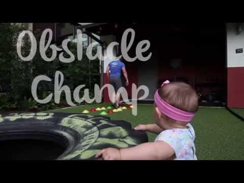 FXfit Obstacle Champ #FitFamily