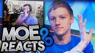 Moe Reacts to Skadoodle's Flick Of Da Wrist