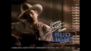 George Strait - Nobody In His Right Mind Would've Left Her [Bud Light Ad]