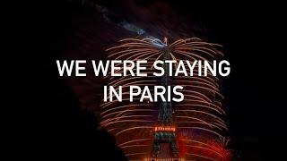 The Chainsmokers  Paris (Shaun Reynolds cover with lyrics)