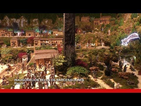 Inaugurado el Belen de Barcenaciones