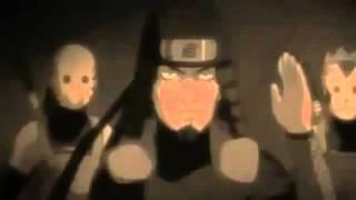 Naruto 3rd Hokage vs 1st and 2nd Hokage Part 2