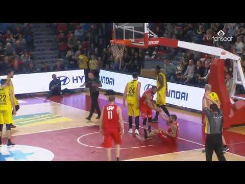 Highlights : Proximus Spirou Charleroi - BC Ostende (96-84)