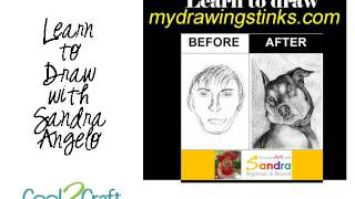 How to Draw: 3 Simple Tricks by Sandra Angelo