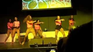 RCSI CARRIBEAN-AFRICAN SOCIETY (CAS) PERFORMANCE FOR INTERNATIONAL NIGHT 2012