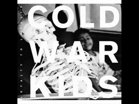 Cold war kids on the night my love broke through