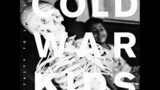 Watch Cold War Kids On The Night My Love Broke Through video
