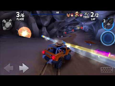 Beach Buggy Racing 2 - прохождение игры гонки #3 (андроид, айос) - Ежедневный Челлендж открыт