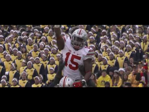 "Michigan Vs Ohio State 2016: ""The Game""  Motivational Film"