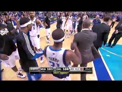 NBA Finals 2011: Miami Heat Vs Dallas Mavericks Game 5 Highlights (2-3)