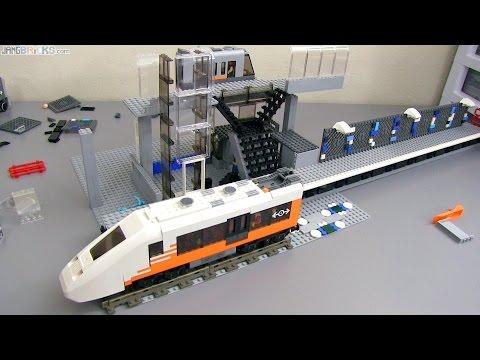 LEGO Train Station MOC update #1!