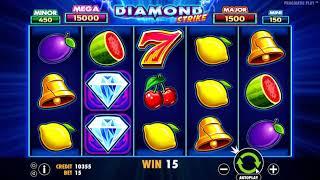 Игровой автомат Diamond Strike (Pragmatic Play)