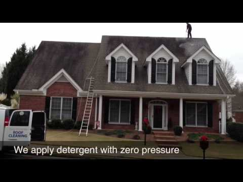 How To Pressure Wash Asphalt Shingles YouTube – Can You Pressure Wash A Shingle Roof
