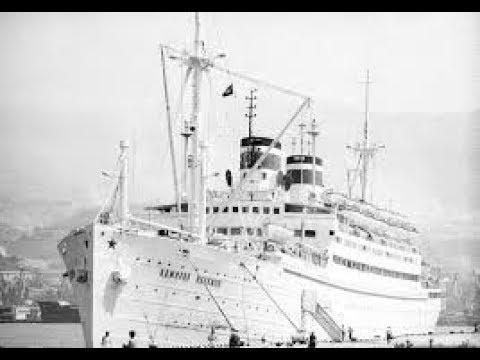 Погружения на затонувший пароход Адмирал Нахимов