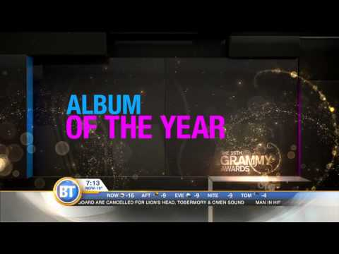 GRAMMY Nominees: Record, Song & Album Of The Year