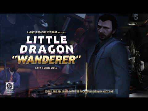 Wanderer - Little Dragon (Rockstar Editor Music Video Contest Entry)