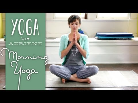 Morning Yoga for Beginners - Gentle Morning Yoga