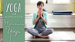 Morning Yoga for Beginners - Gentle Morning Yoga