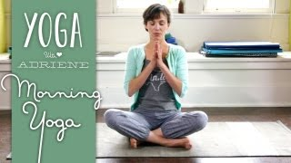 Video Morning Yoga for Beginners - Gentle Morning Yoga download MP3, 3GP, MP4, WEBM, AVI, FLV Maret 2018