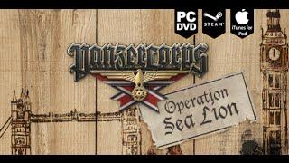 Panzer Corps: Operation Sea Lion - Introducción (Español)