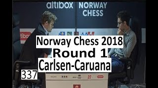 Carlsen: 'You scratch and claw for every inch!'