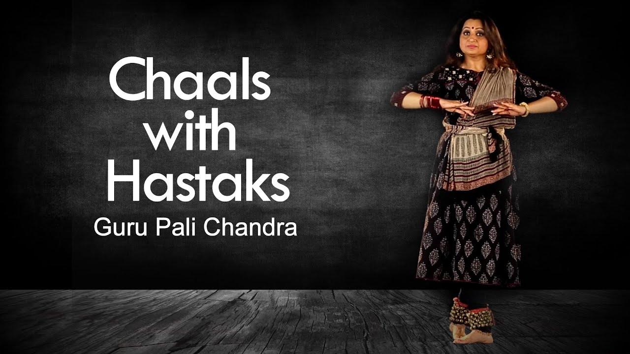 Explaining Chaals with Hastaks by Guru Pali Chandra   Understanding Rangmanch   Learn Kathak Online