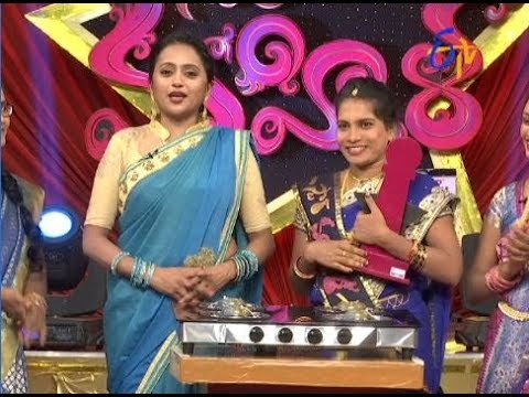 Star Mahila | 31st October 2017 | Full Episode | ETV Telugu