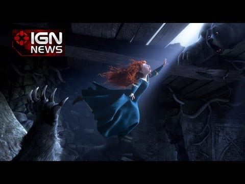 IGN News - Disney Won't Alter Princess Redesign of Brave's Merida