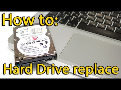 How to install SSD in Asus ZenBook UX303 | Hard Drive replacement