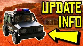 JAILBREAK VOLCANO ERUPTING NEW INFO   Asimo3089   Roblox Jailbreak New Update