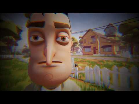 THERE'S A NEW NEIGHBOR IN TOWN | Hello Neighbor Beta 3 Mod