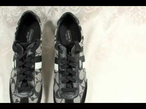 Coach shoes woman's size 8.5