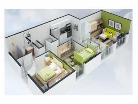 Asesoria para dise ar una casa en terreno de 30 x 20 mts for Planos para aser una casa