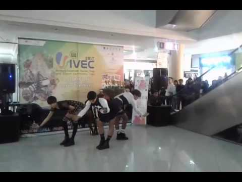 Pois💋n [Cover Blackpink] @Bandung Trade Center