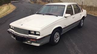 1986 Cadillac Cimarron for sale by Specialty Motor Cars