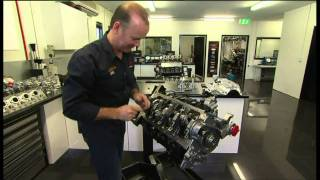 V8 Supercar Engine Build With Mark Larkham