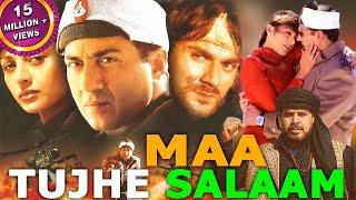 Maa Tujhe Salaam      Bollywood Action Movie  Sunny Deol Tabu Arbaaz Khan