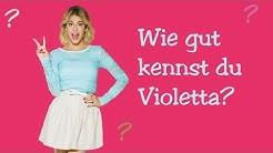 Violetta Quiz / Wie gut kennst du Violetta?