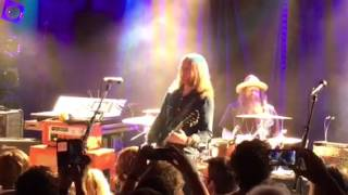 """Blackberry Smoke """"Rock and Roll Again"""" - Live at Paris, La Maroquinerie le 25/03/2017"""