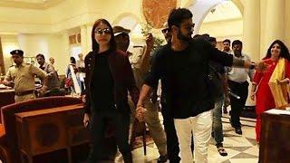 SPOTTED Anuskha Sharma & Virat Kohli on Romantic Walk in New Zealand   Hindi Latest News