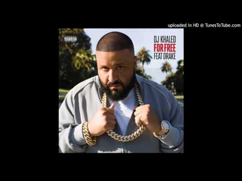 DJ Khaled Ft. Drake - For Free (Official Audio)