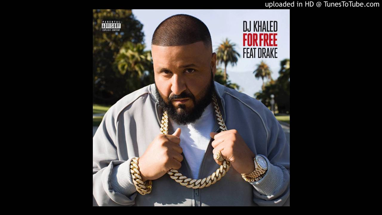 Resultado de imagen de DJ Khaled ft Drake - For Free (Original Audio) HQ