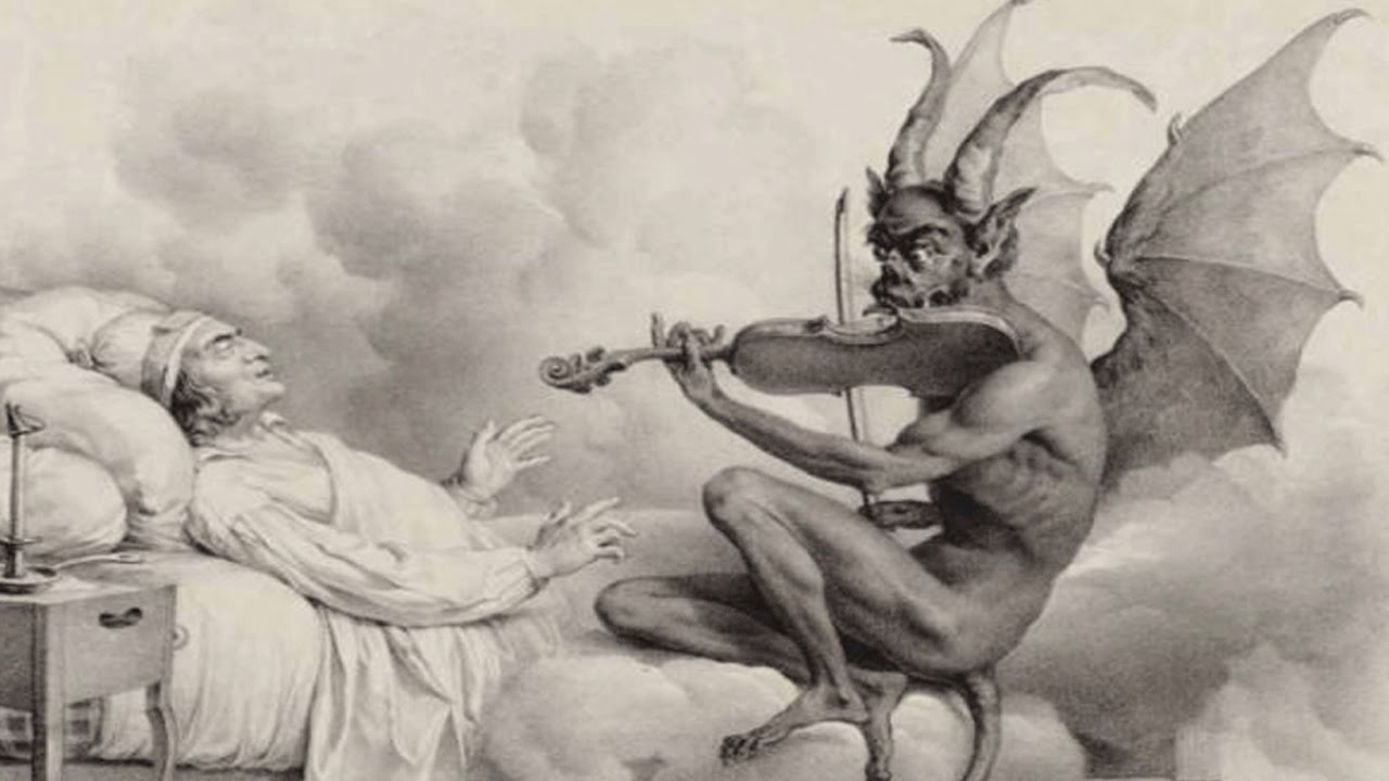 موسيقى شيطانية - عندما يعزف الشيطان ( كارمينا بورنا )