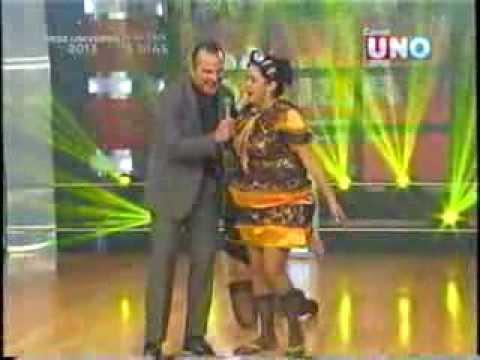 La Mofle desafia a Carolina Jaume en Baila la Noche